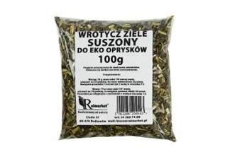 Wrotycz pospolity, suszony 100 g do eko oprysków na pchełki, mączlik, mrówki mszyce, przędziorki, stonkę