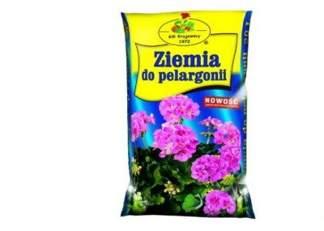 Ziemia do pelargonii i roślin balkonowych KiK Krajewscy 20L