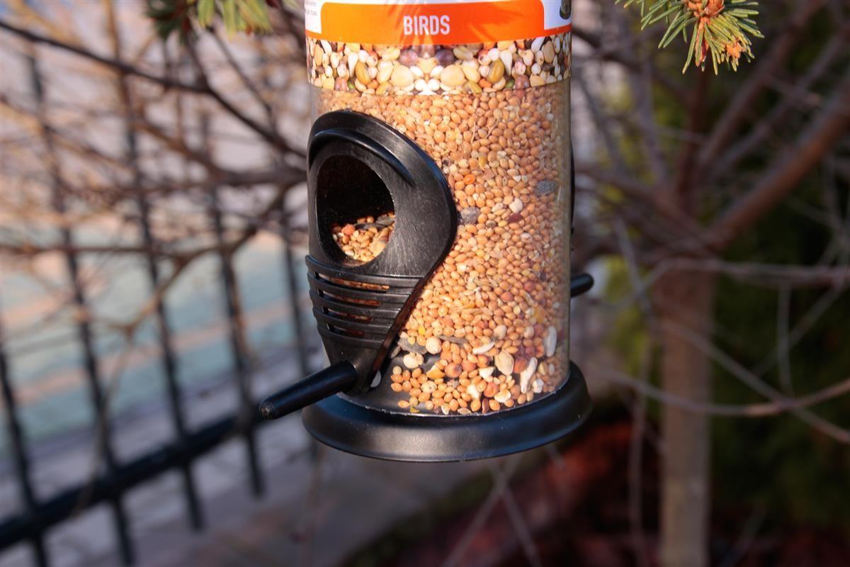 Karmnik Dla Ptaków Tuba 640863 23cm Rolmarketpl