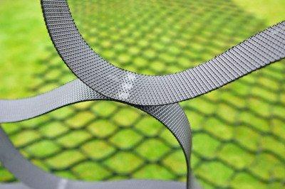 Geokrata komórkowa do stabilizacji dróg, podjazdów, skarp, poboczy 2,6x6,3m - wysokość 25mm