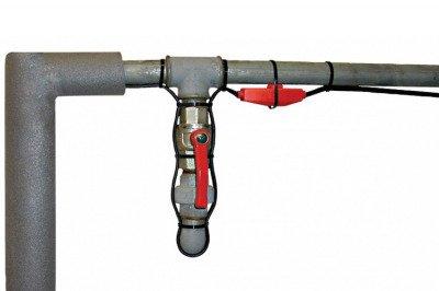 Kabel grzewczy 18m z energooszczędnym termostatem 288 W