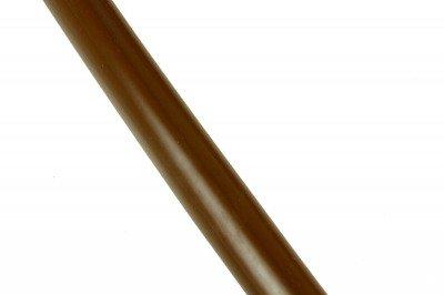 Linia kroplująca do nawadniania upraw 25mb 2,1l/h 33cm brązowa