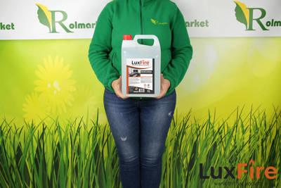 Lux Fire™ 60 litrów–  ekologiczne biopaliwo do kominka (bioetanol do biokominka)