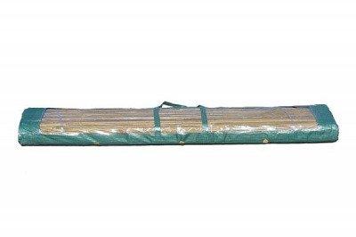 Mata osłonowa z listew bambusowych 1,5x3m