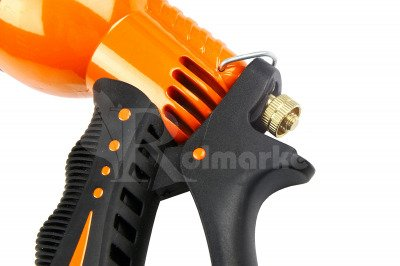 Metalowy pistolet do zraszania 7-funkcyjny Zebra ECO-7203