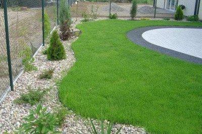 Obrzeże ogrodowe (trawnikowe) EKO-BORD MAX 58mm x 1m