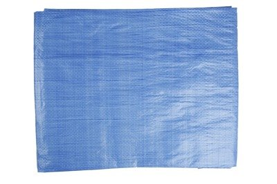 Plandeka okryciowa niebieska 4x8m