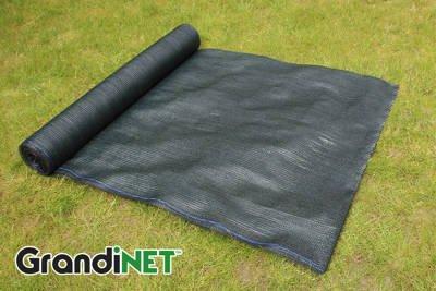 Siatka cieniująca, osłonowa Grandinet na ogrodzenia 1,5x50m 55%