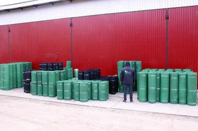 Siatka rabatowa 0,6x50m zielona