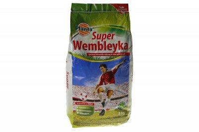 Trawa Super Wembleyka 5kg - trawa sportowa odporna na deptanie