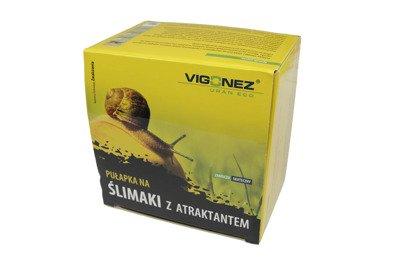 Vigonez uran eco – pułapka na ślimaki z atraktantem 2szt