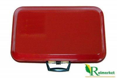 Walizka - wysoki grill walizkowy (turystyczny) składany