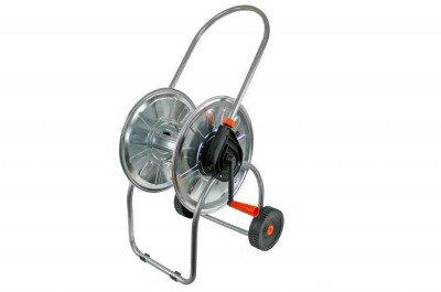 """Wózek na wąż 1/2"""" 50m Spring AG3307 Zincato metalowy"""