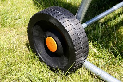 """Wózek na wąż ogrodowy Zincato 1/2"""" 60m metalowy"""