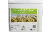 Aminopielik D Maxx 430 EC - środek chwastobójczy na chwasty dwuliścienne 5l
